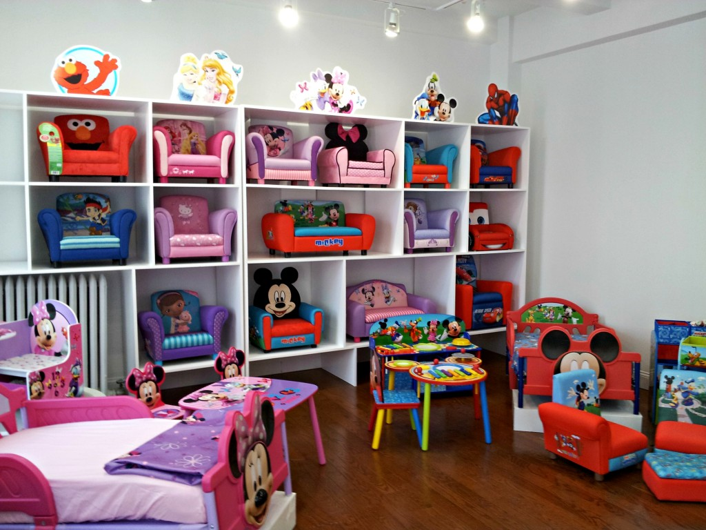 Delta Children's Toddler Furniture