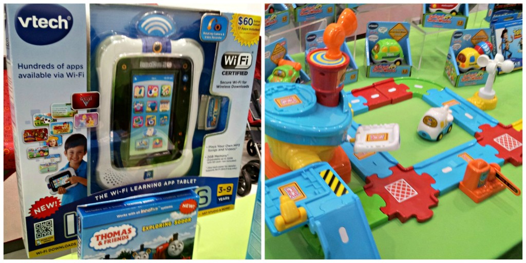 VTech InnoTab and airport