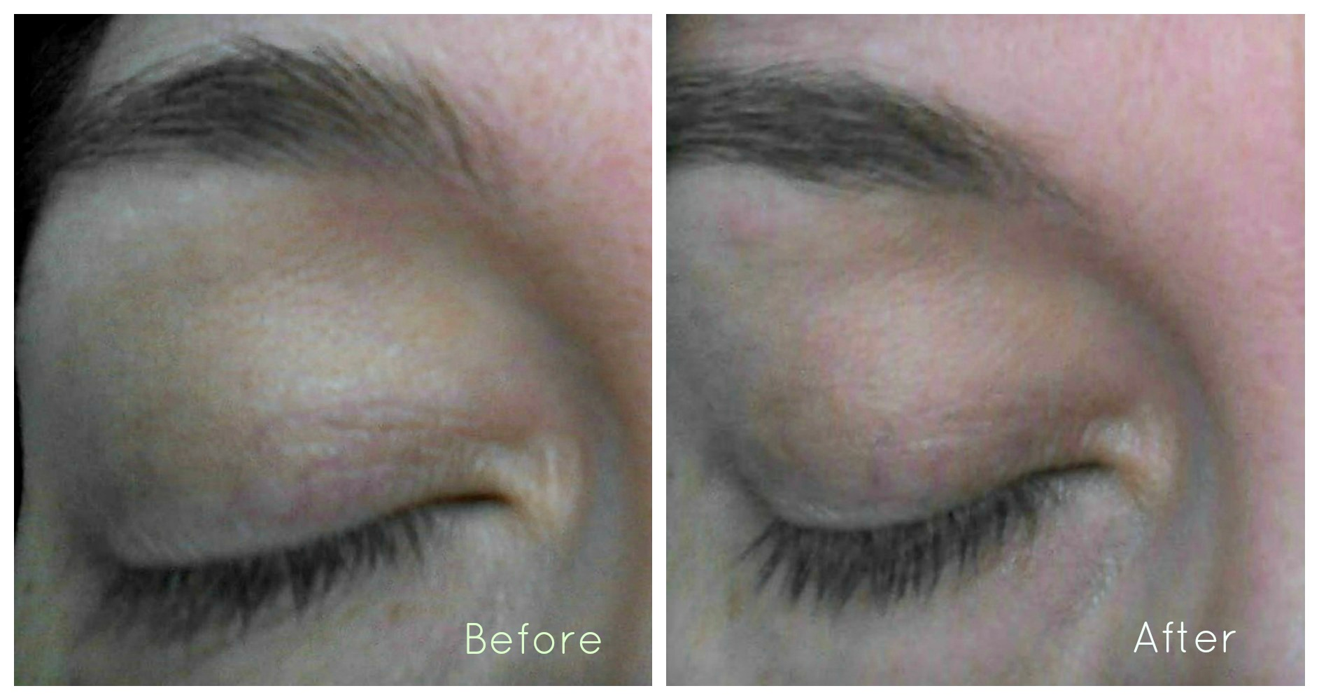 8879cfe3a47 I have no decent before images of my brows so it's hard to make a  comparison shot for you. Honestly I was more excited to try the lash serum  and kind of ...