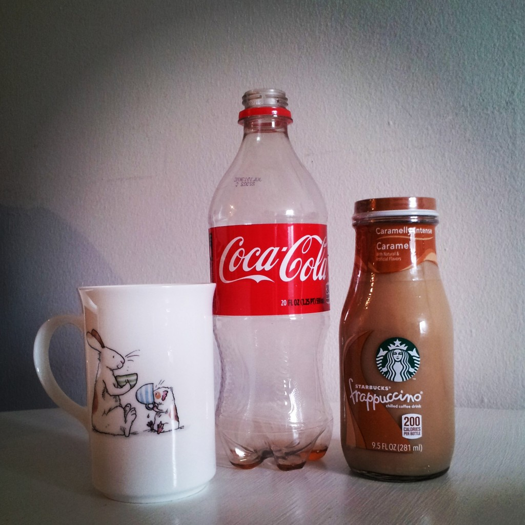 Coke Starbucks Coffee