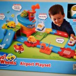 VTech Go! Go! Smart Wheels Airport Playset Review