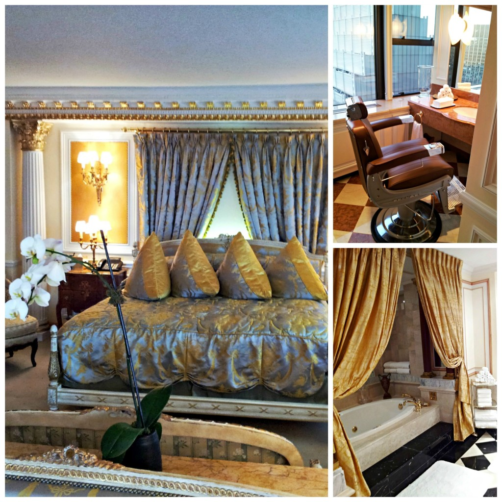 New York Palace Hotel Royal Suite