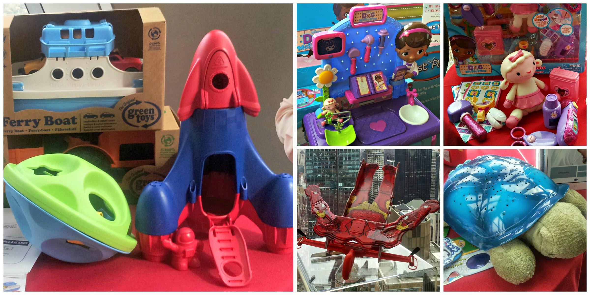 Green Toys Doc McStuffins