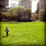Picnics and the Wisdom of Childhood