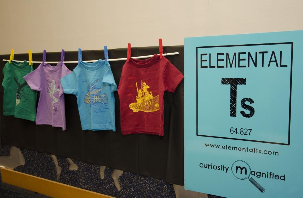 Elemental Ts