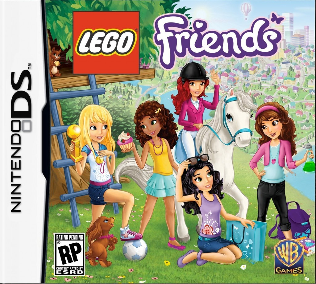 Lego Friends Nintendo Review NYCJenny