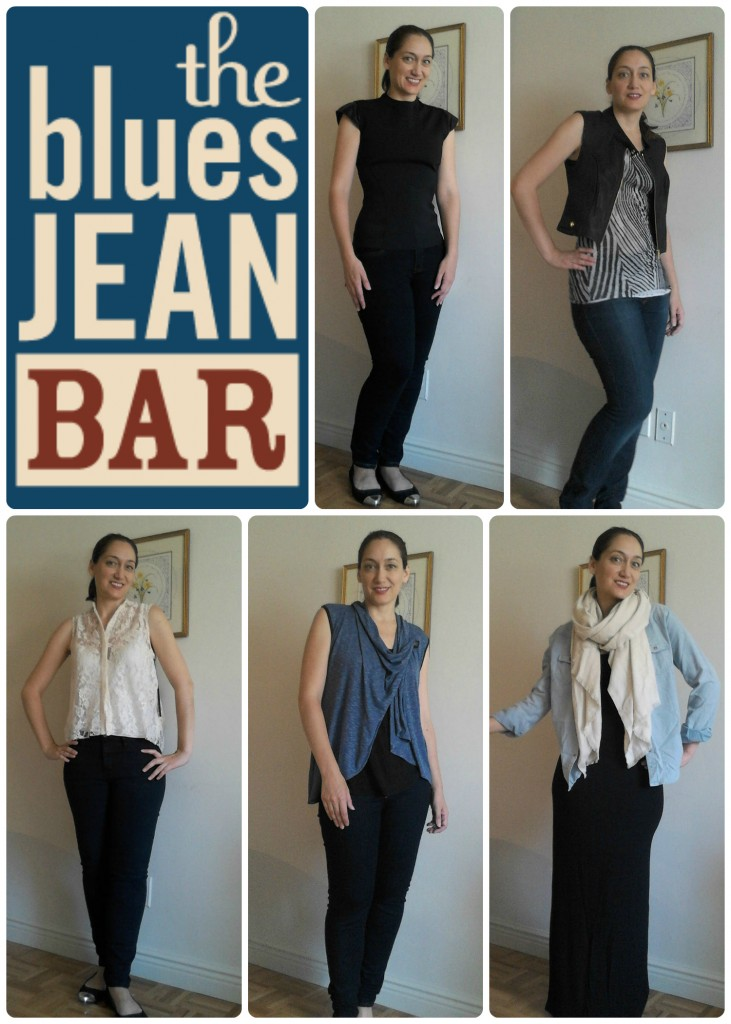 Blues Jean Bar Express Box NYCJenny