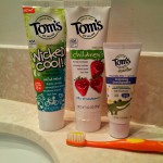 How to Brush Your Picky Preschooler's Teeth With Tom's of Maine
