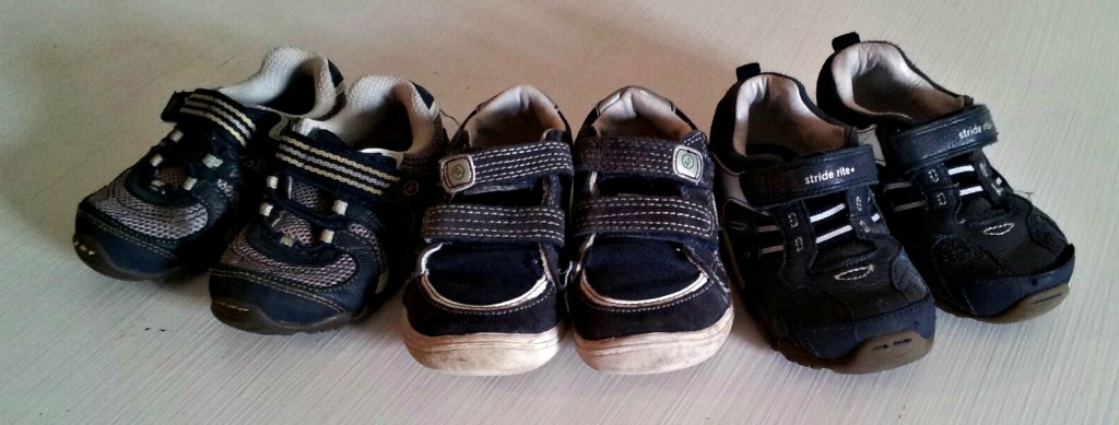 Blue Toddler Shoes NYCJenny