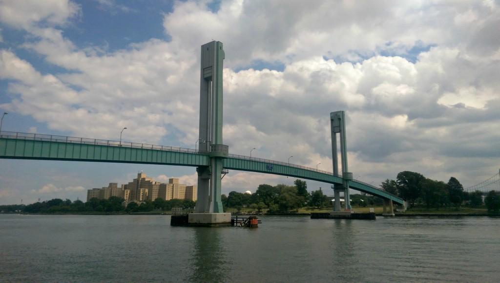 Wards Island Bridge NYCJenny
