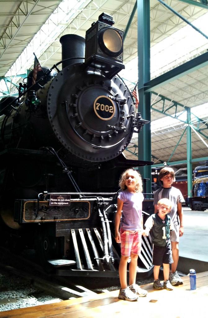 Railroad museum pennsylvania nycjenny