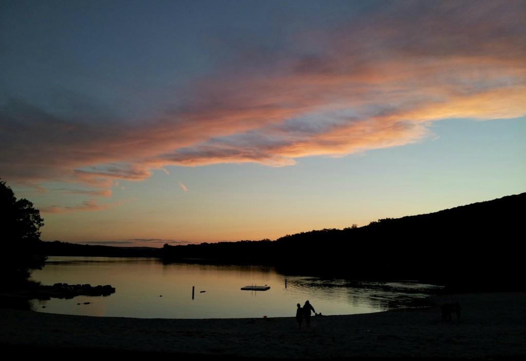 Sunset Lake Poconos NYCJenny