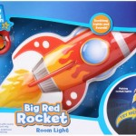 Uncle Milton Big Red Rocket In My Room Review