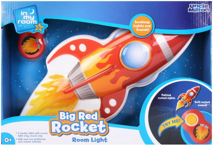 Uncle Milton Big Red Rocket NYCjenny