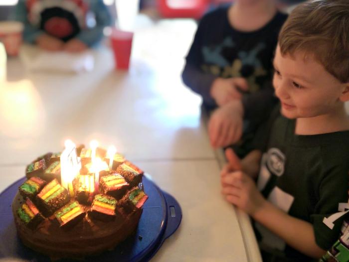Jack Birthday Cake NYCJenny