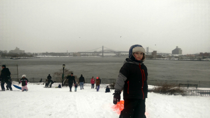 snow east river nycjenny