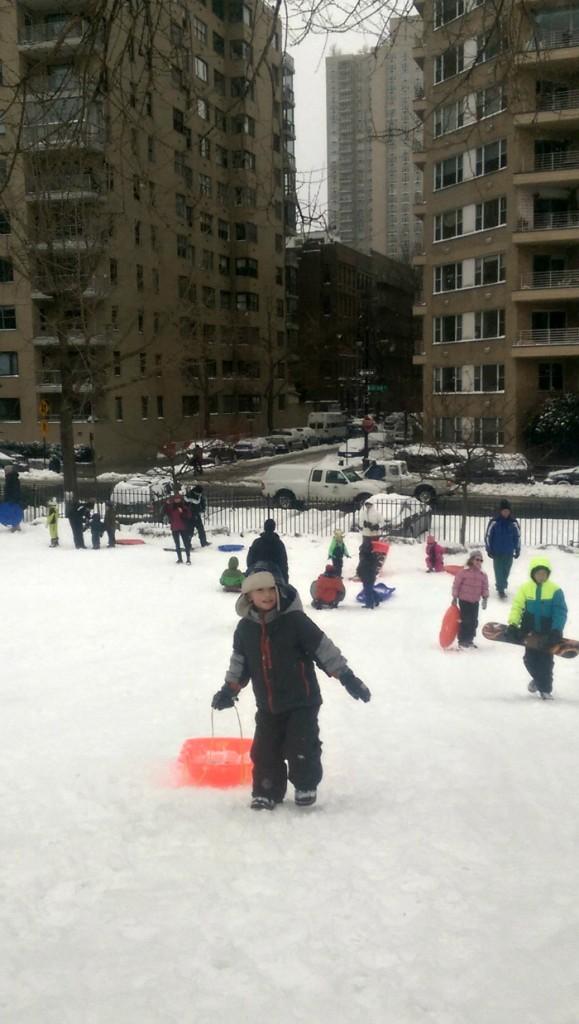 snow carl shurtz park nycjenny