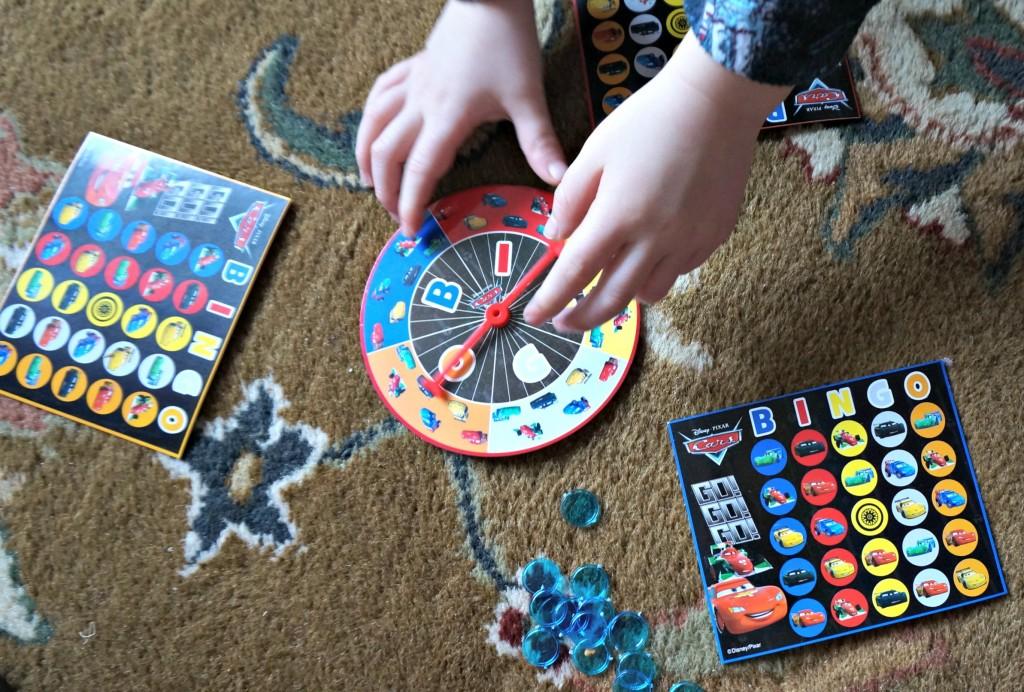 Disney Cars Bingo NYCJenny