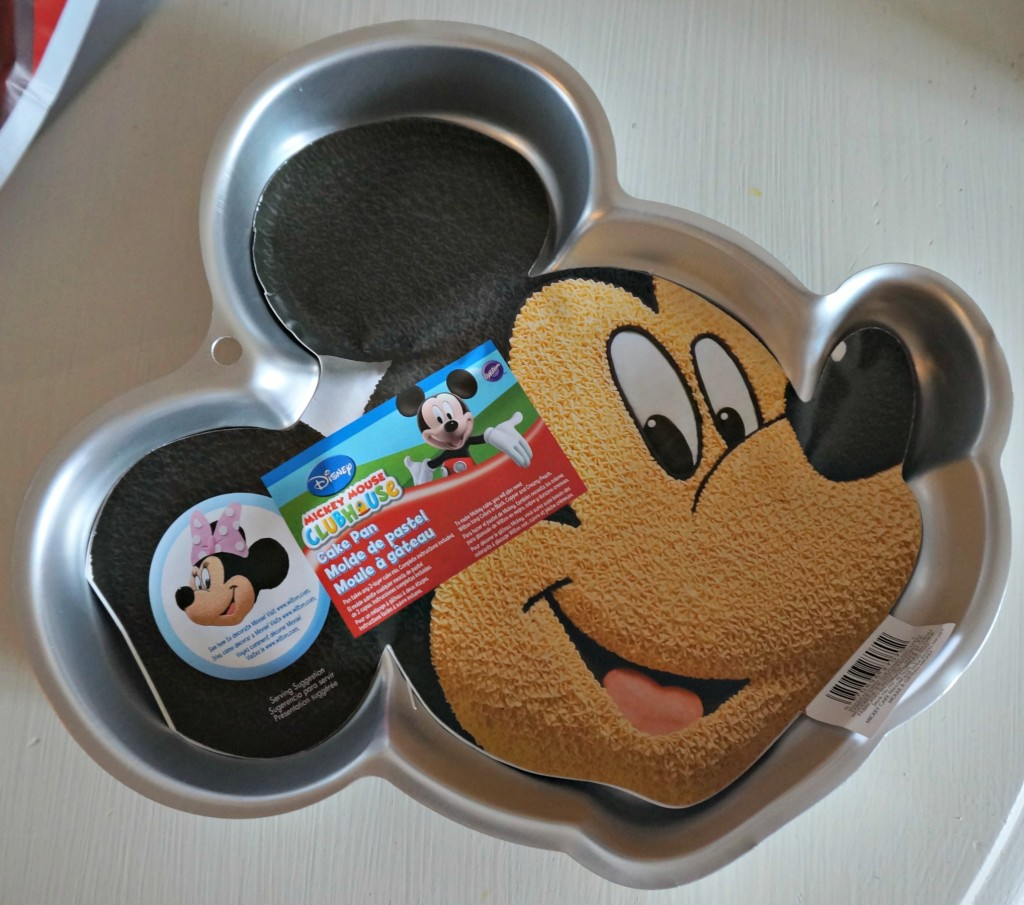 Disney Wilton Cake Pan Mickey NYCJenny
