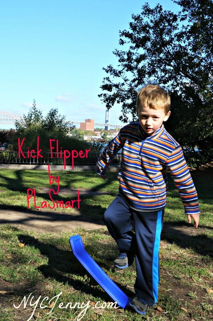 Kick Flipper NYCjenny