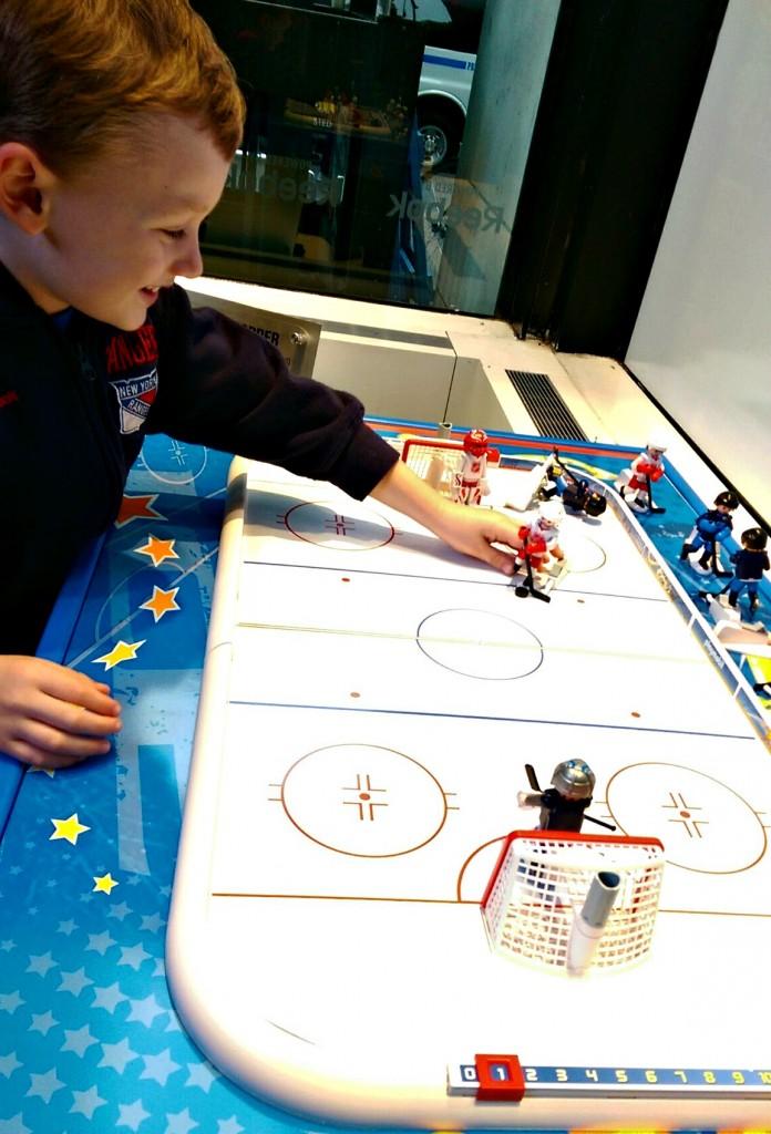 Playmobil NHL Set NYCJenny