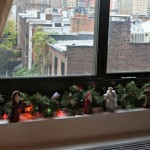 Small Space Decorating For the Holidays With Hallmark