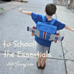 Back to School Essentials (plus a GIVEAWAY!)